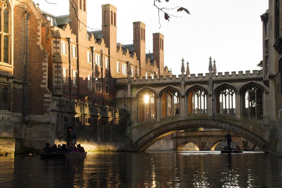 Visiter Cambridge en 2 jours