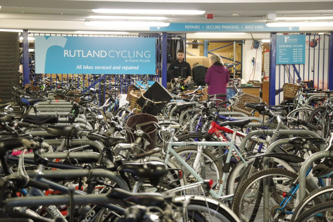 Boutique Rutland Cycle - Cambridge