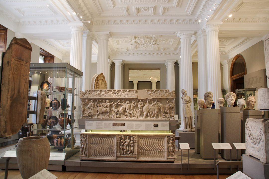 Antiquités gréco-romaine - musée Fitzwilliam - Cambridge