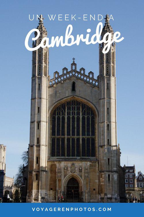 Le guide complet pour visiter Cambridge en Angletterre : que visiter ? où manger ? où dormir ? toutes mes bonnes adresses