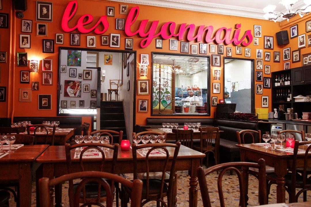 Restaurant bouchon les Lyonnais