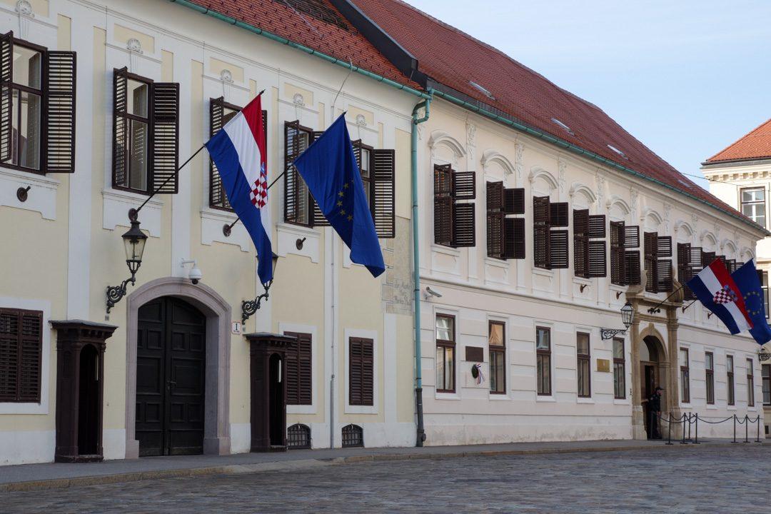 Palais des Bans de Zagreb
