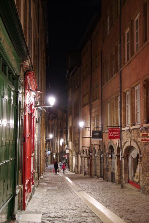 Rue du Boeuf - Vieux Lyon