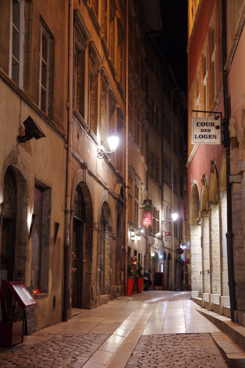 Rue Gadane - Vieux Lyon