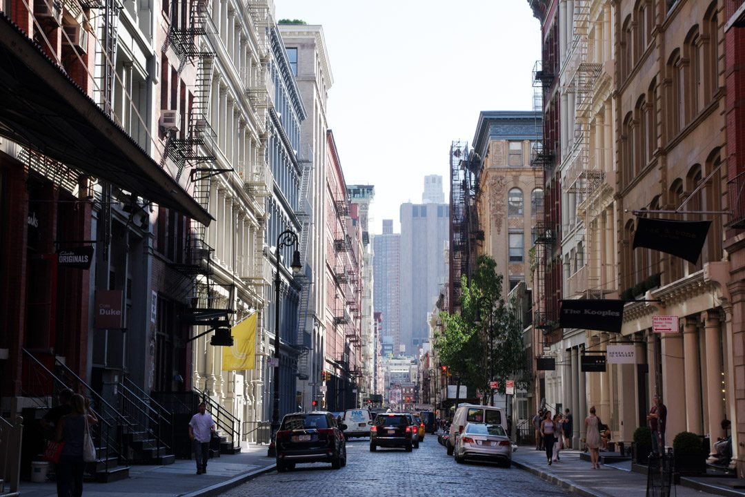 Quartier de SoHo - New York