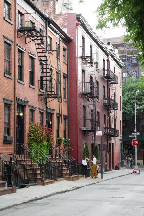 Greenwich Village - New York