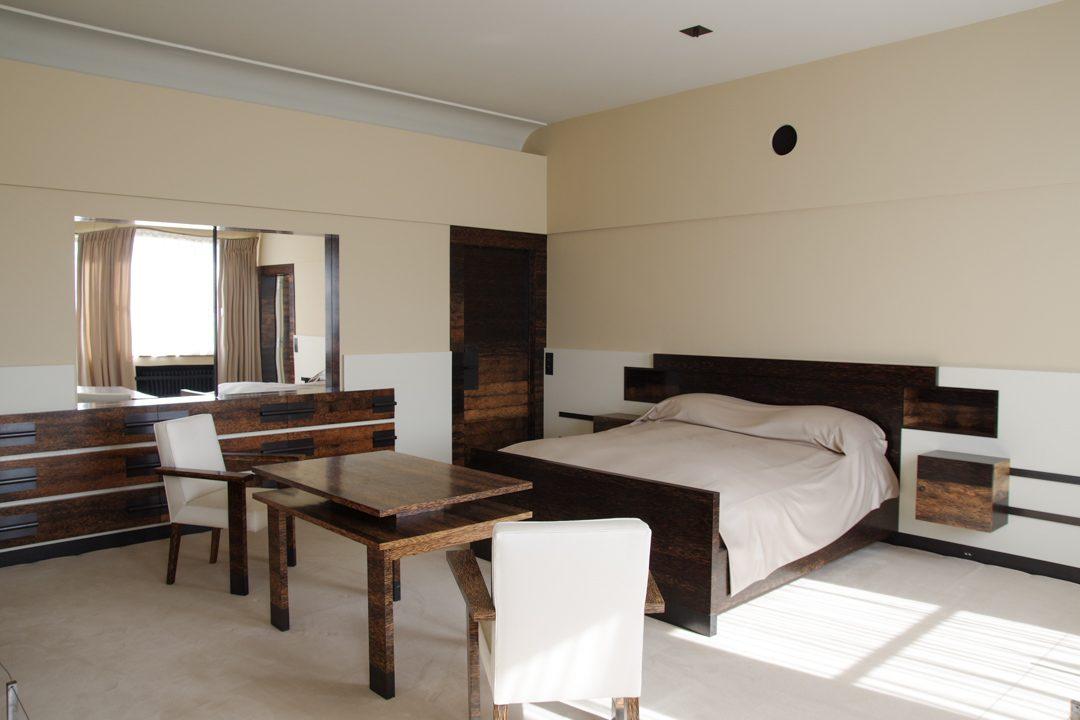 Chambre parentale - Villa Cavrois