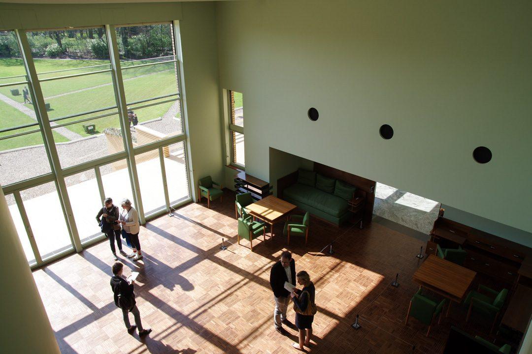 le salon de la Villa Cavrois