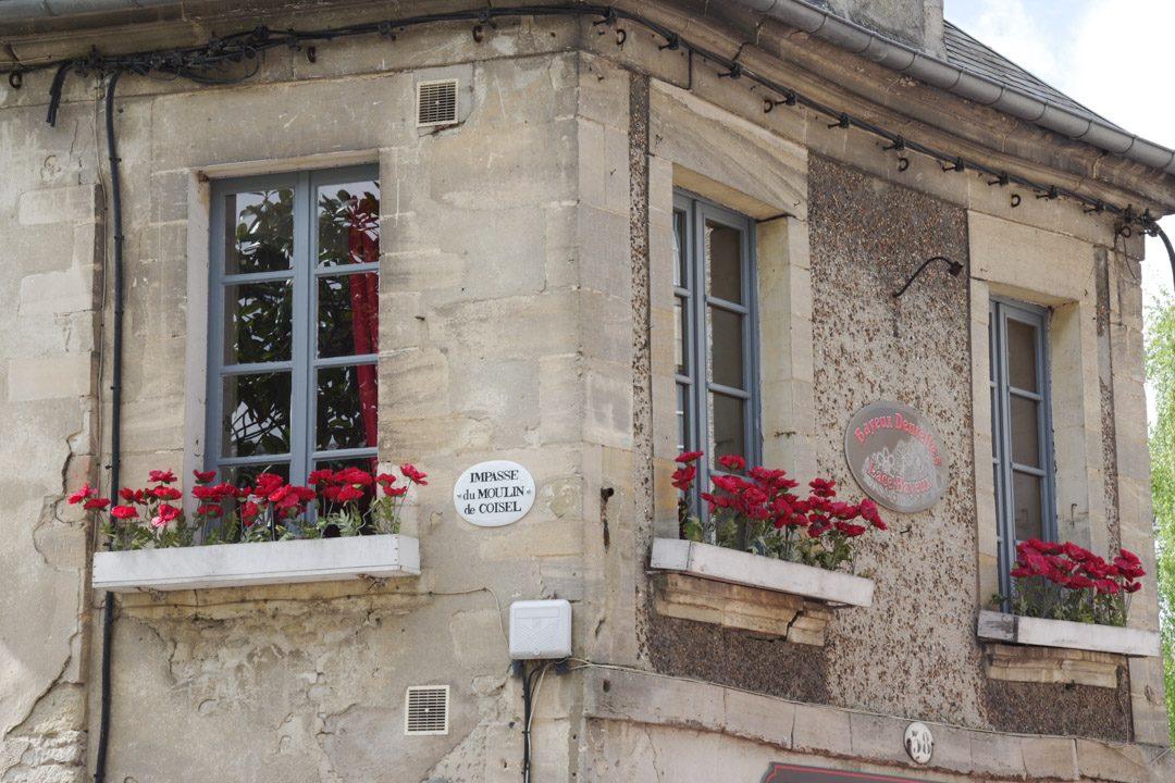 maison du centre ville de Bayeux