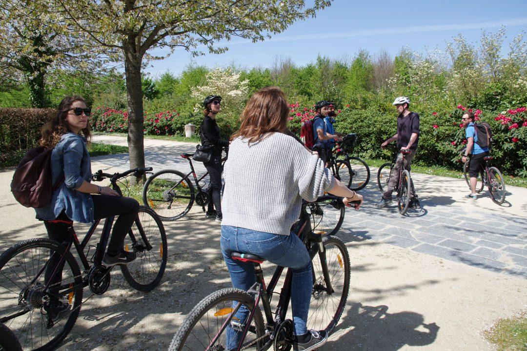 balade à Rennes à vélo
