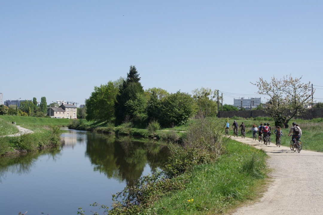 canal Saint Martin - Rennes