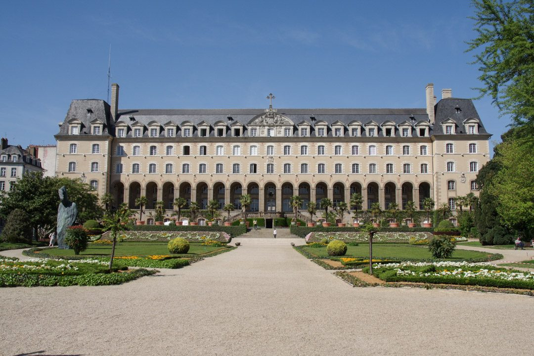 Palais Saint Georges - Rennes
