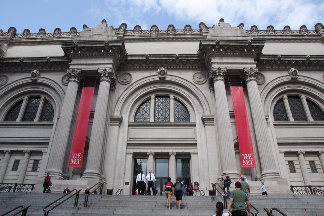 Le Metropolitan Museum à News York