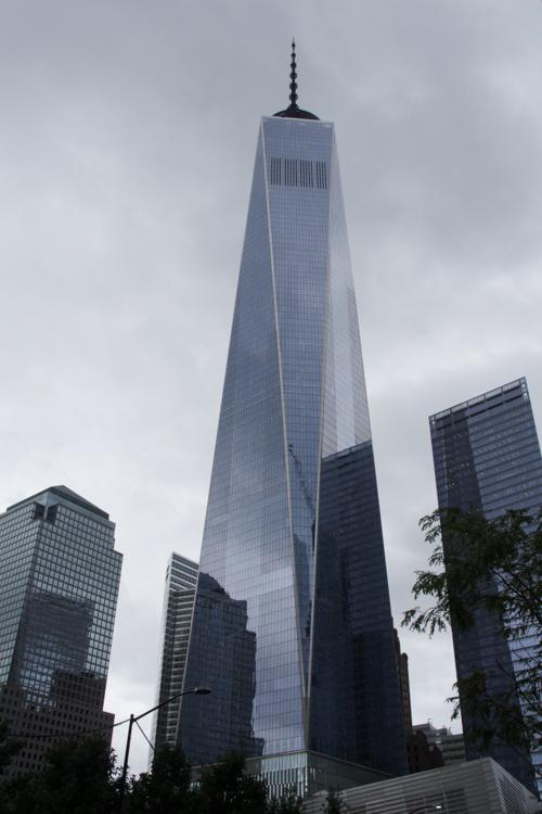 Tour du One Trade Center - New York