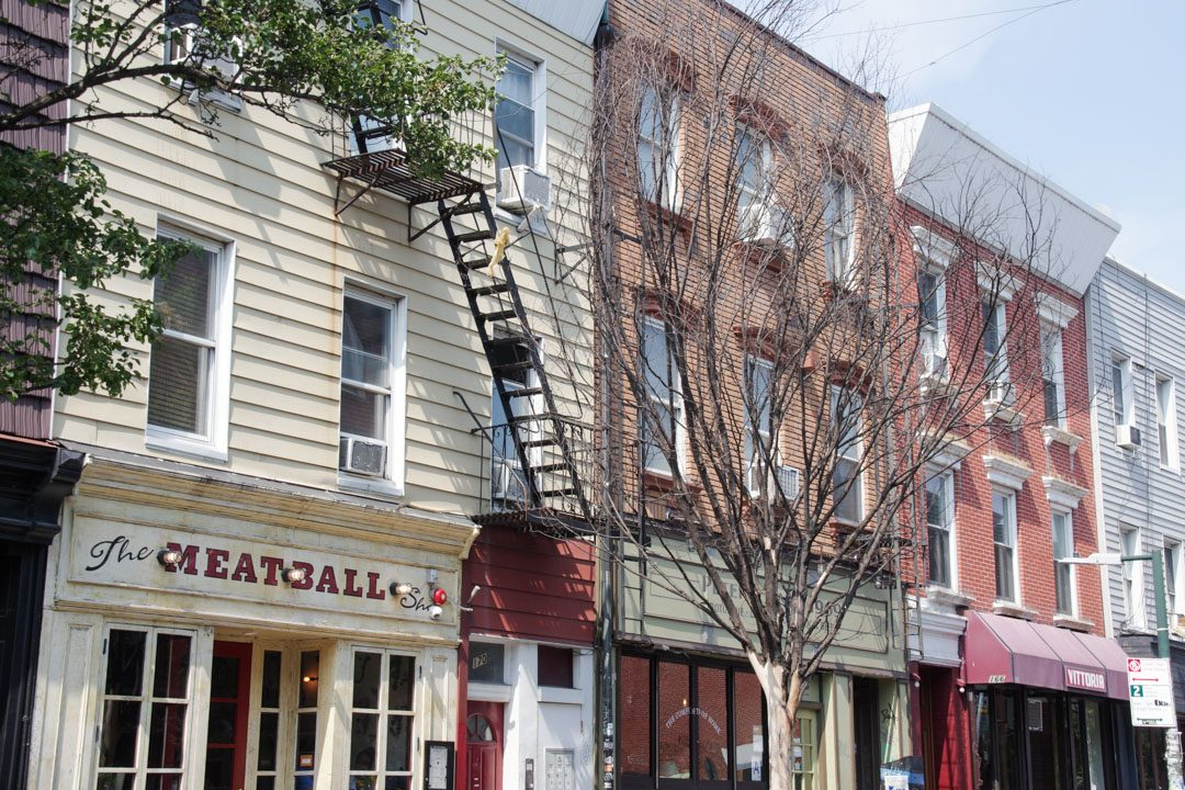 Quartier de Williamsburg - Brooklyn