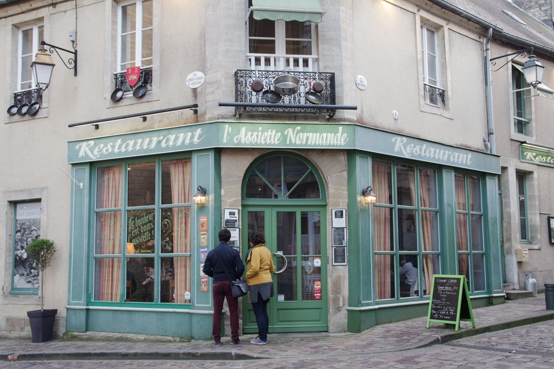 Restaurant l'Assiette Normande