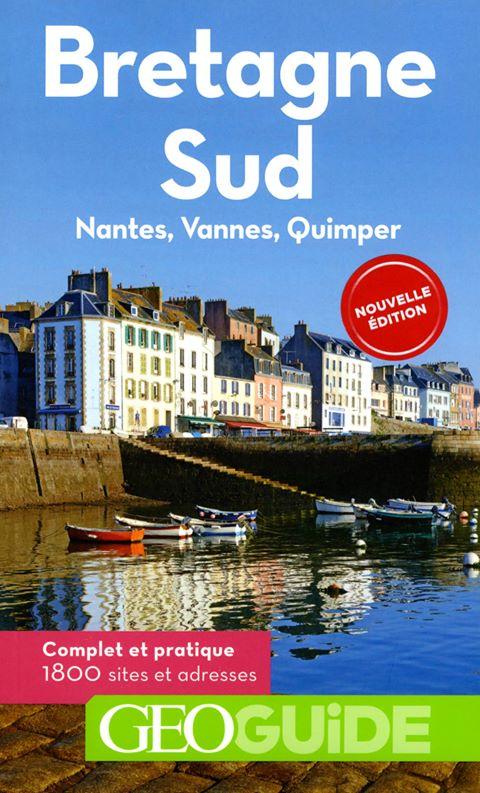 Guide gallimard Géo Guide Bretagne Sud