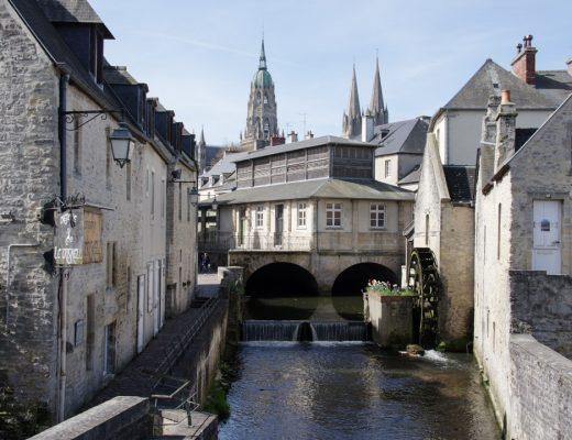 Centre ville de Bayeux