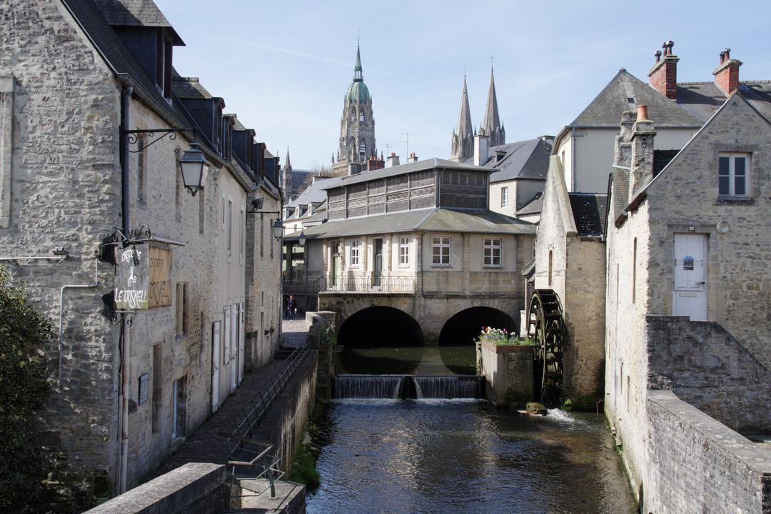 Visiter Bayeux en une journée