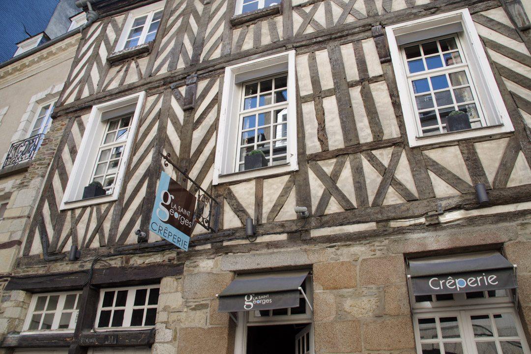 Créperie Saint Georges - Rennes