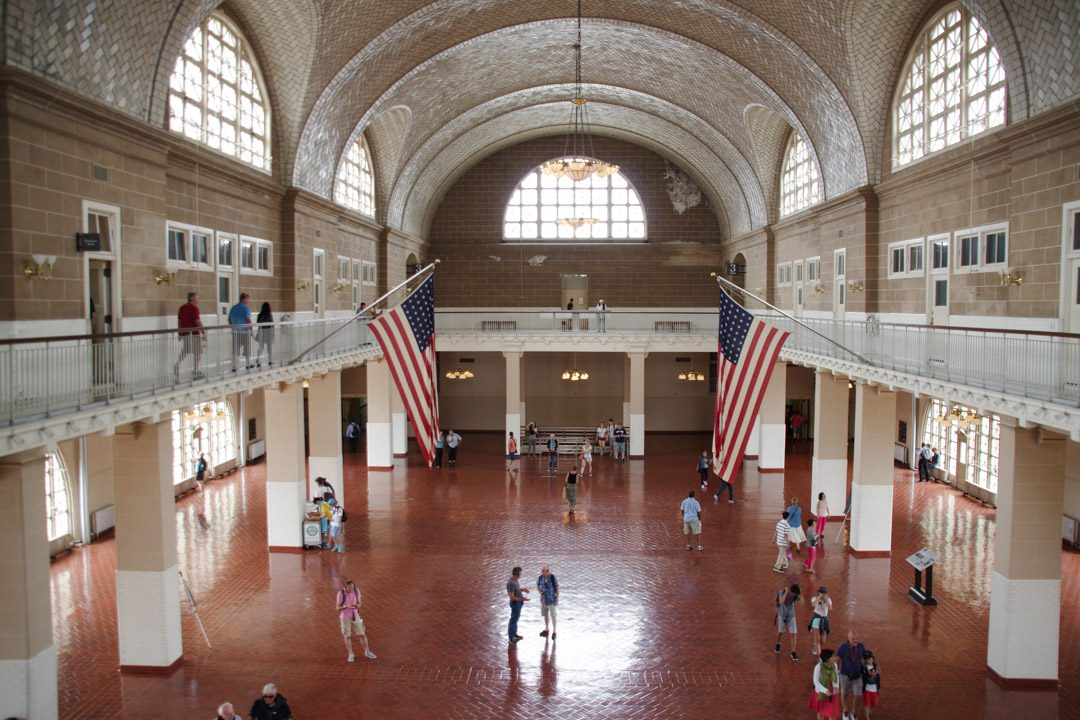 Ellis Island : le musée de l'immigration de New York
