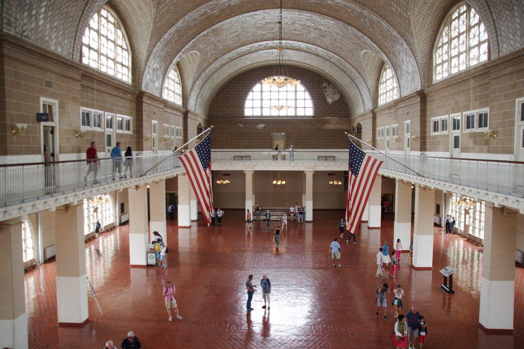 Ellis Island : le musée de l'immigration de New York