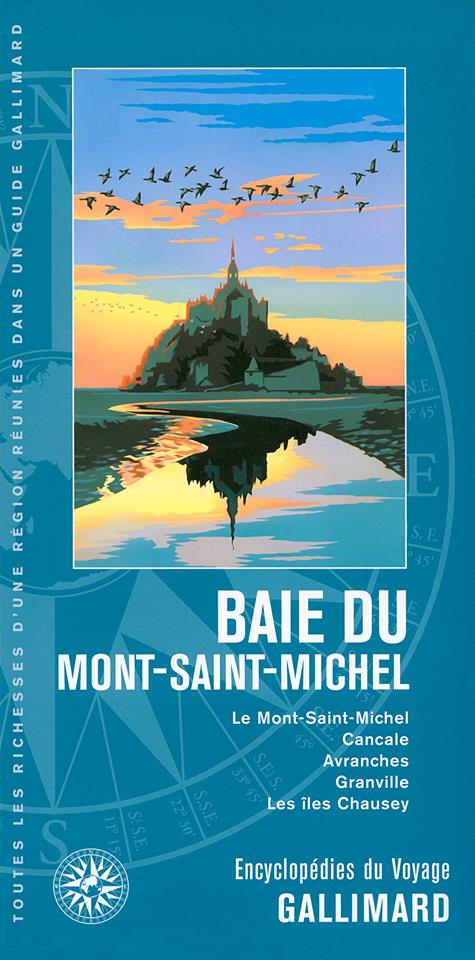 Guide Gallimard Baie du Mont Saint Michel