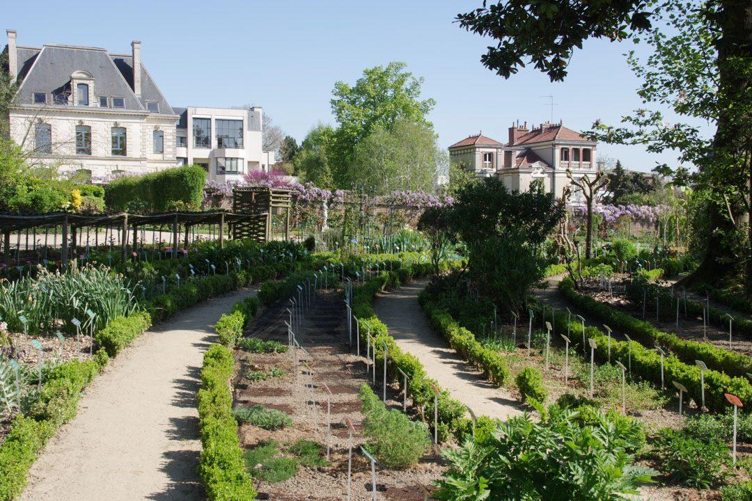 Jardin botanique circulaire - Parc Tharbor - Rennes