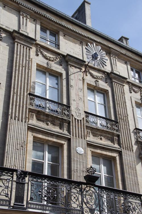 Maison du cadran solaire - Bayeux