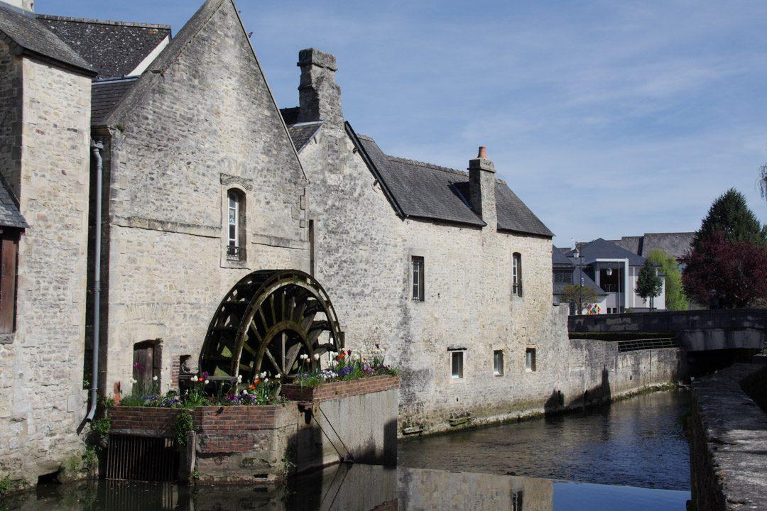 Moulin à eau - Bayeux
