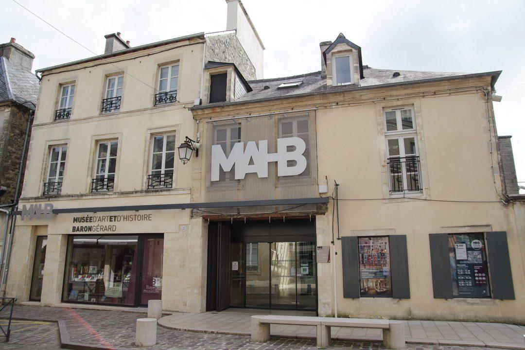 Musée d'art et d'histoire Baron Gérard à Bayeux
