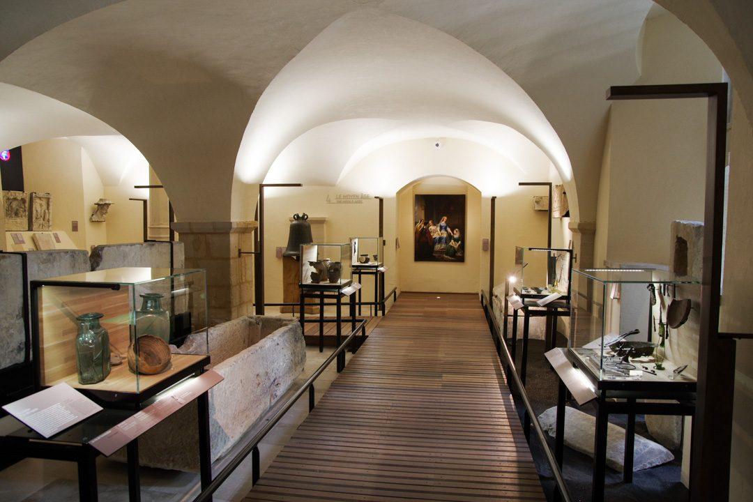 Musée d'art et d'histoire Baron Gérard - Antiquité