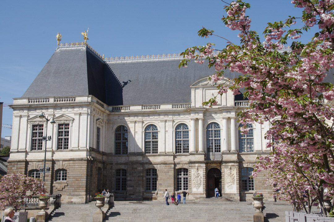 Parlement de Bretagne - Rennes