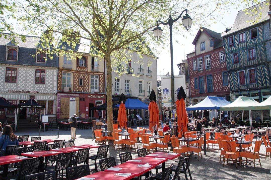 Place Sainte Anne