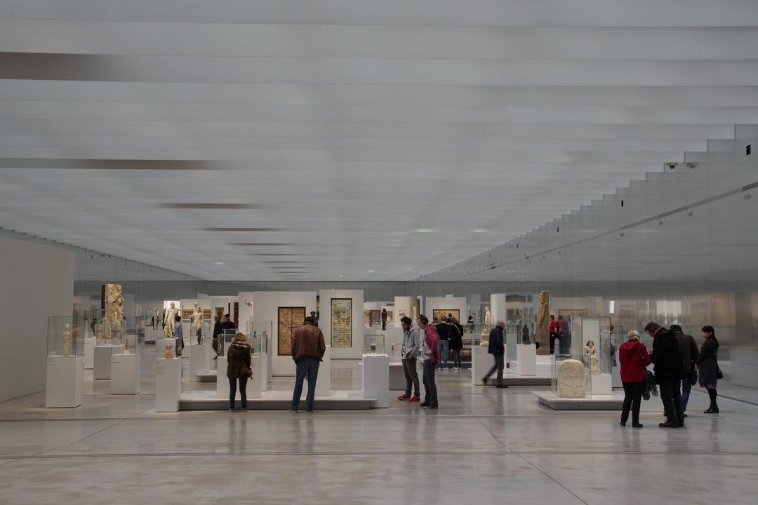 Musée du Louvre Lens - Galerie du Temps
