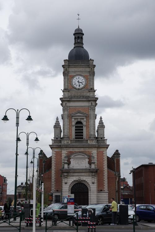 Eglise Saint Léger - Lens