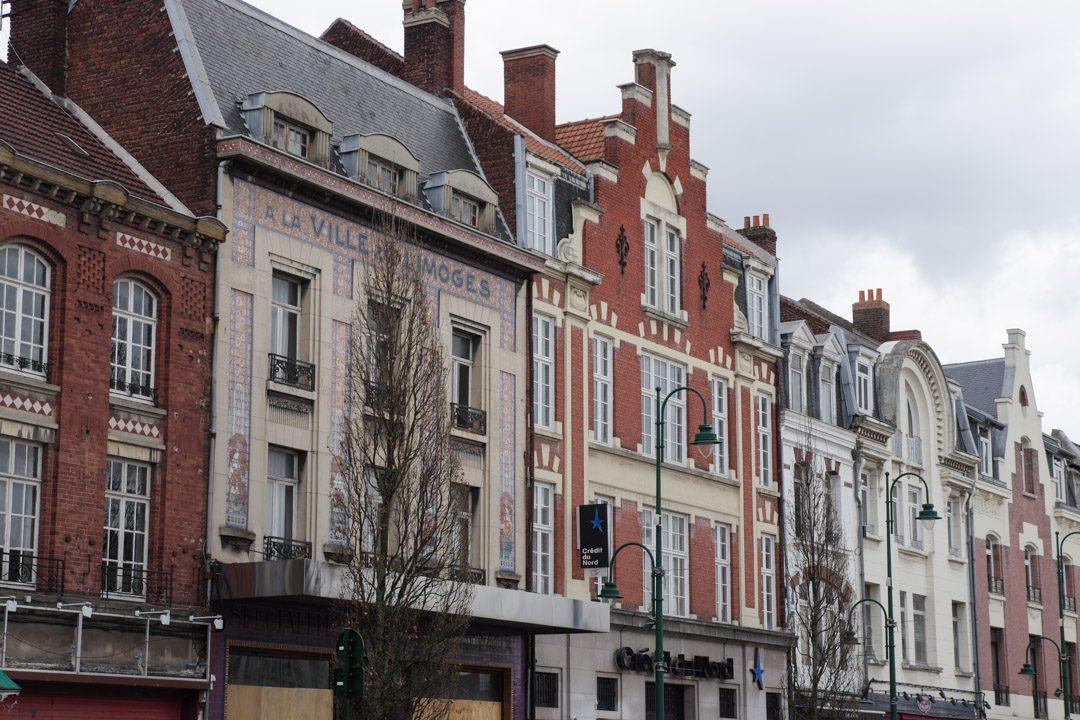 Centre ville de Lens