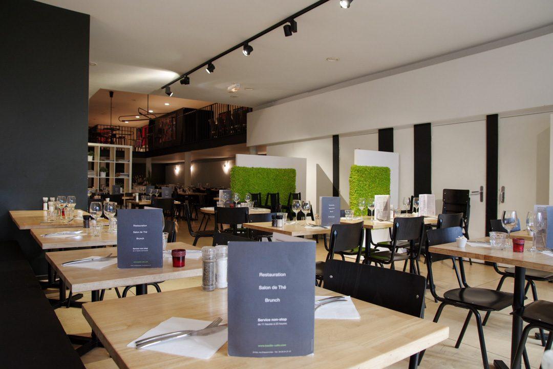 Le Basilic Café - Lille