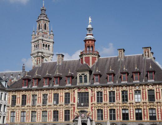 La Vieille Bourse - Lille