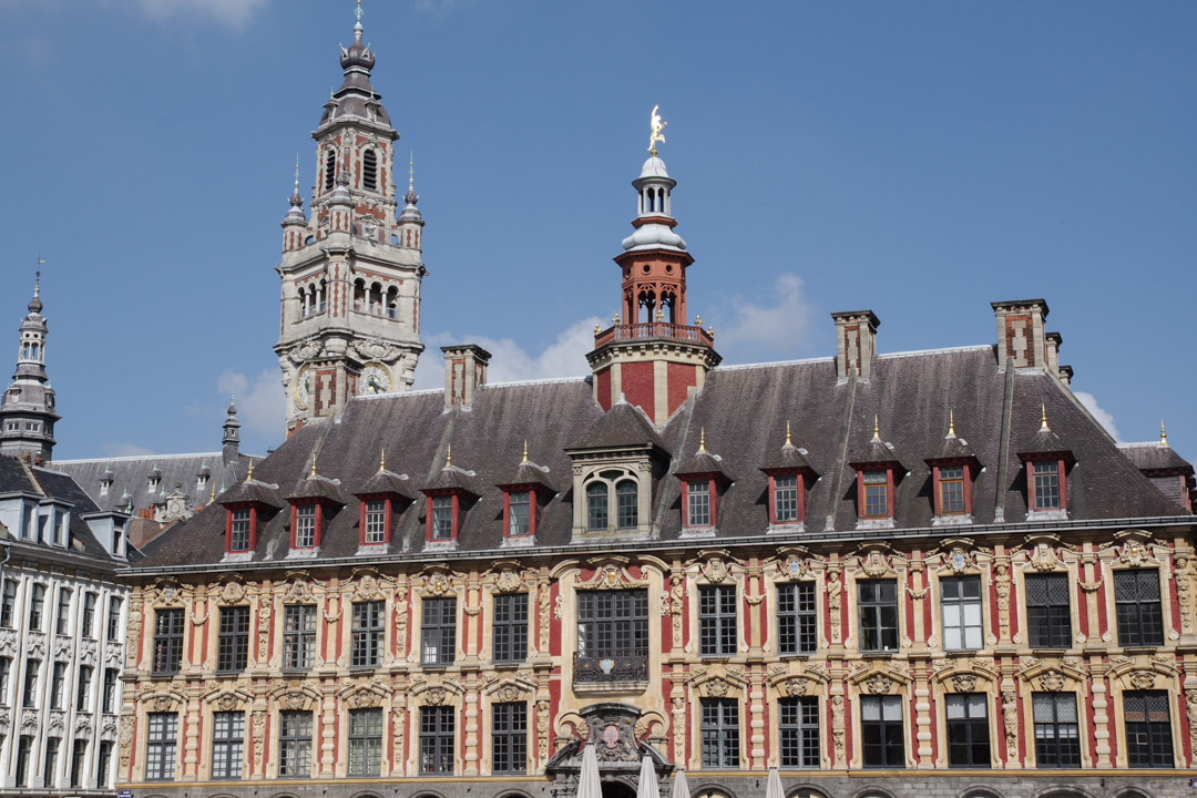 Un week-end pour visiter Lille et ses environs