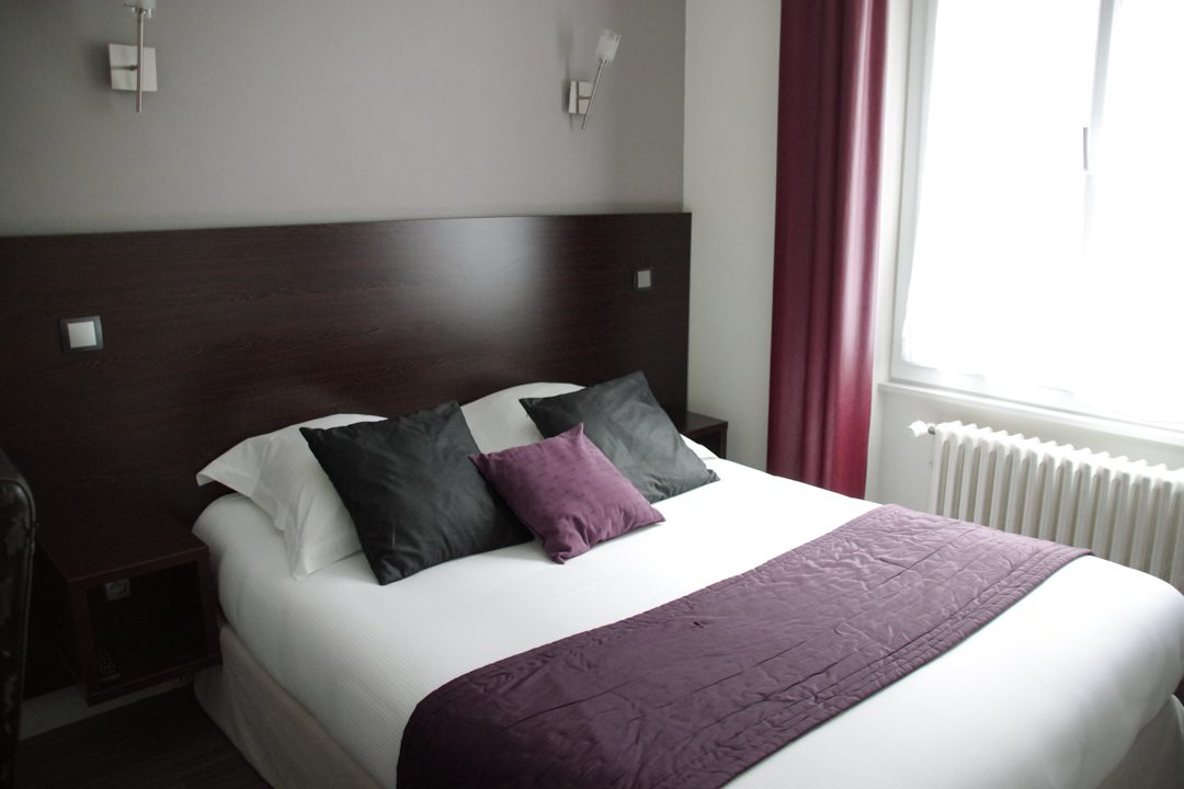 chambre hotel le croiseur - Saint Malo