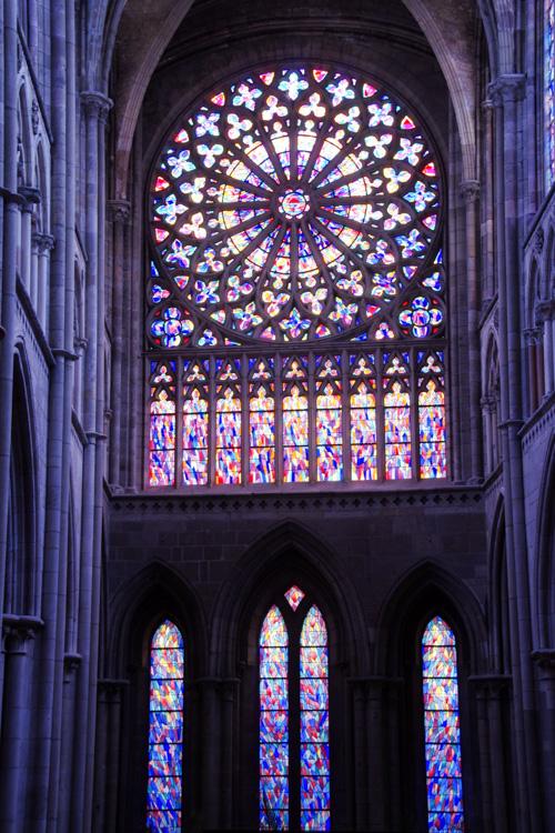 Clocher de la cathédrale Saint Vincent à Saint Malo