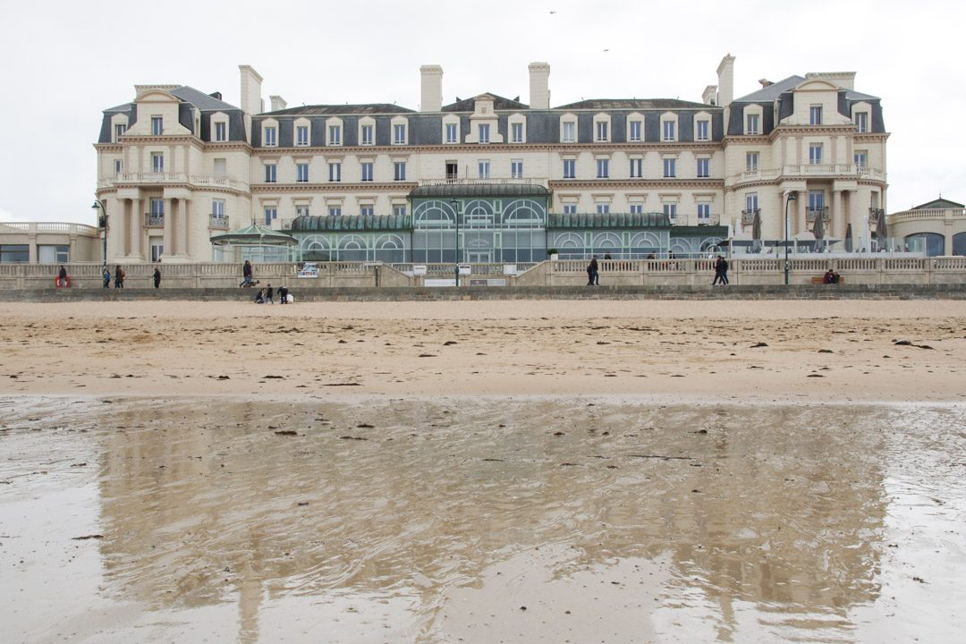 Le Grand Hôtel des Thermes à Saint-Malo