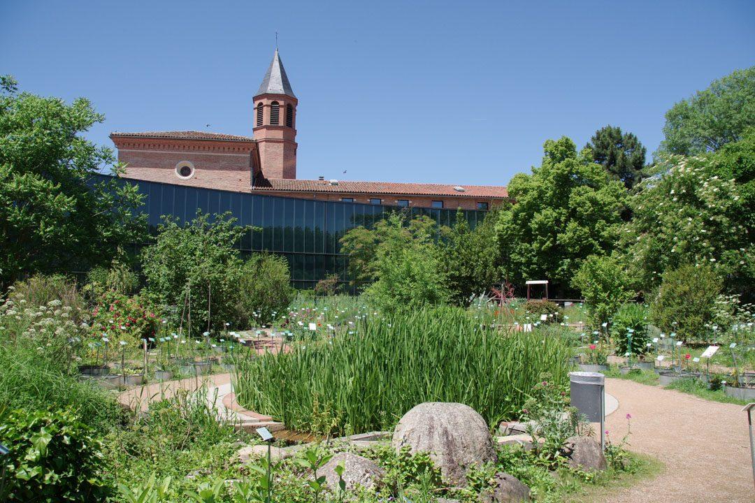 Jardin Botanique - muséum d'histoire naturelle de Toulouse
