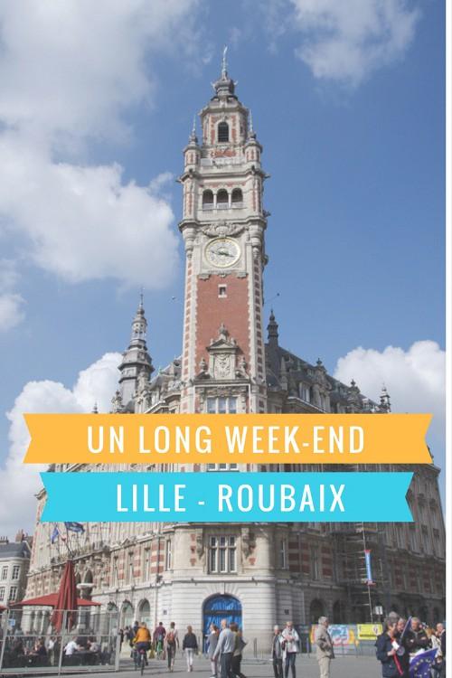 Idée de programme pour découvrir Lille, Roubaix et Lens. Je partage avec vous mes bons plans et bonnes adresses pour en profiter !