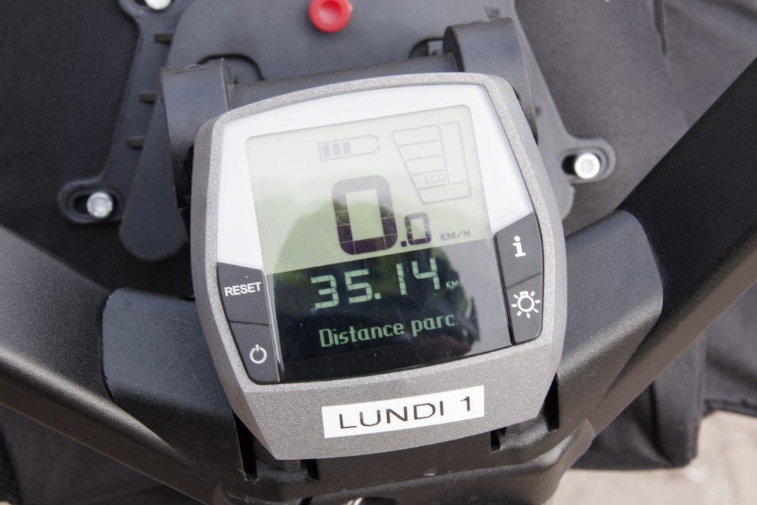 bilan de la journée à vélo