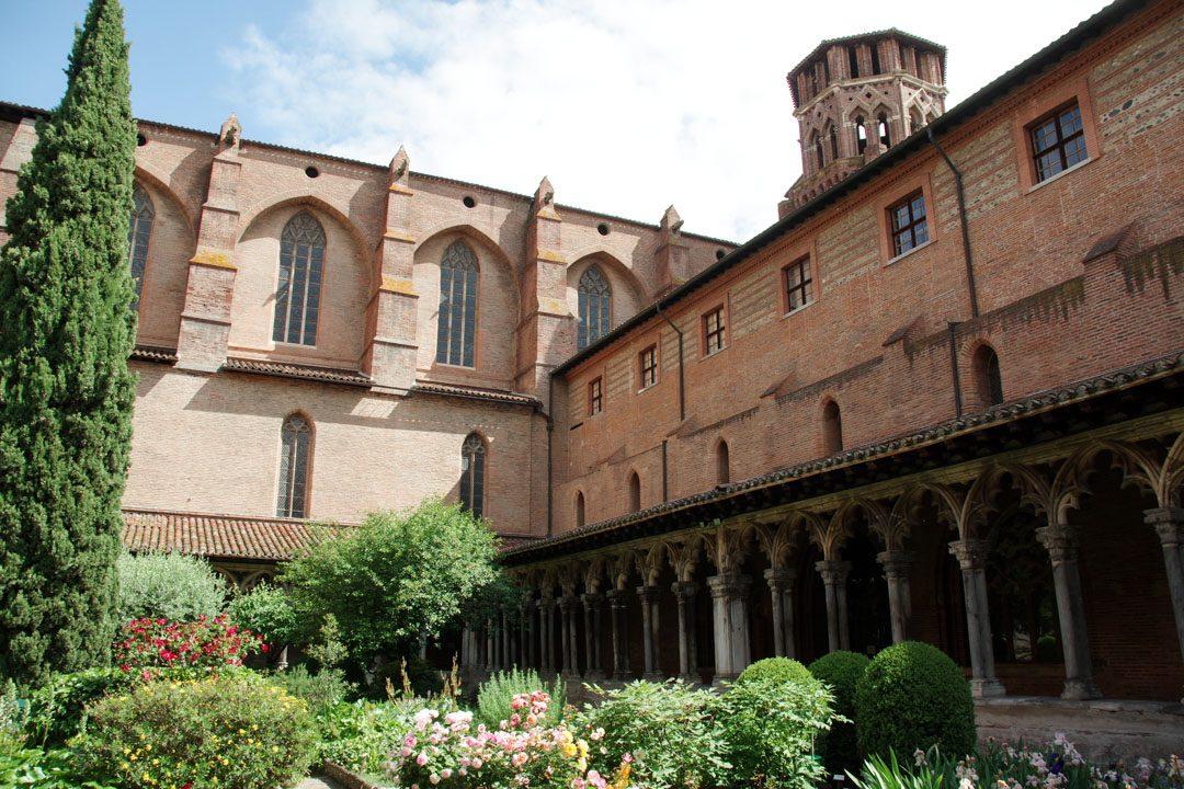 Cloître du musée des Augustins - Toulouse