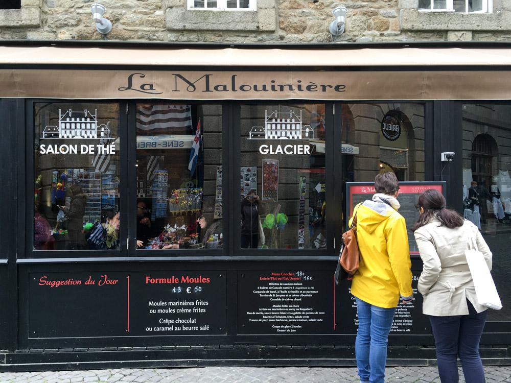 Creperie la Malounière - Saint Malo