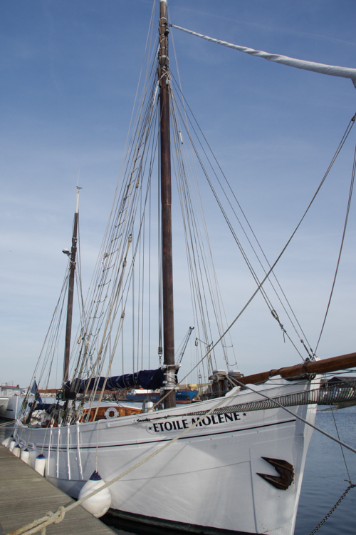 bateau Etoile Molène