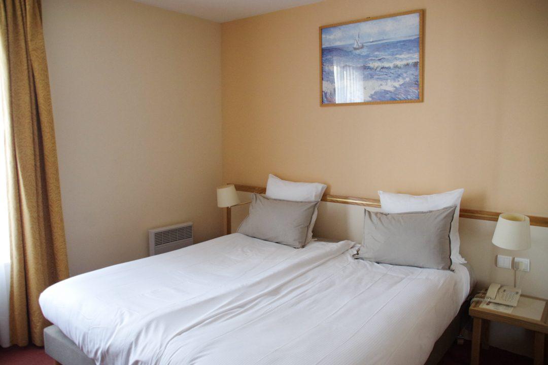 Chambre - Hotel de la Cité - Saint Malo